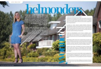 HLMND Magazine editie September 2013