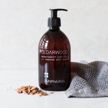 Skin Wash Cedarwood 500ml
