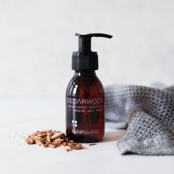 Skin Wash Cedarwood 100ml