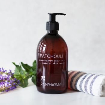 Skin Wash Patchouli 500ml