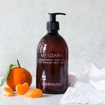 Skin Wash Mandarin 500ml