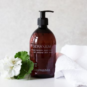 Skin Wash Geranium 500ml