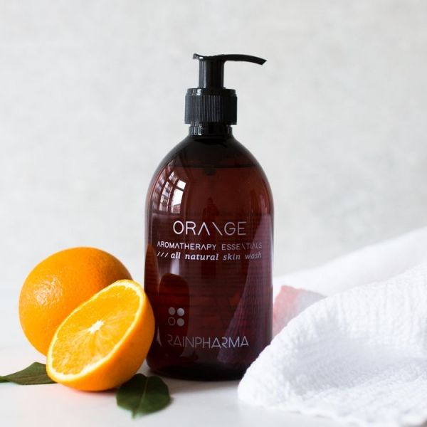 Skin Wash Orange 500ml