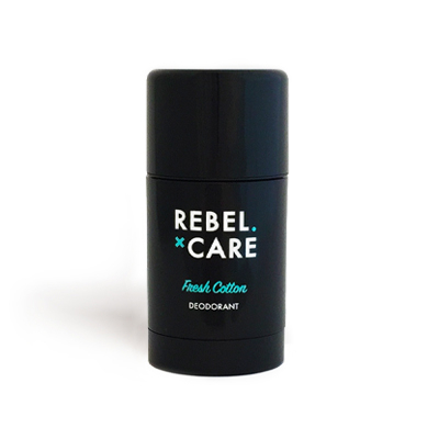Deodorant Rebel Nature Fresh Cotton XL MAN 75 gram