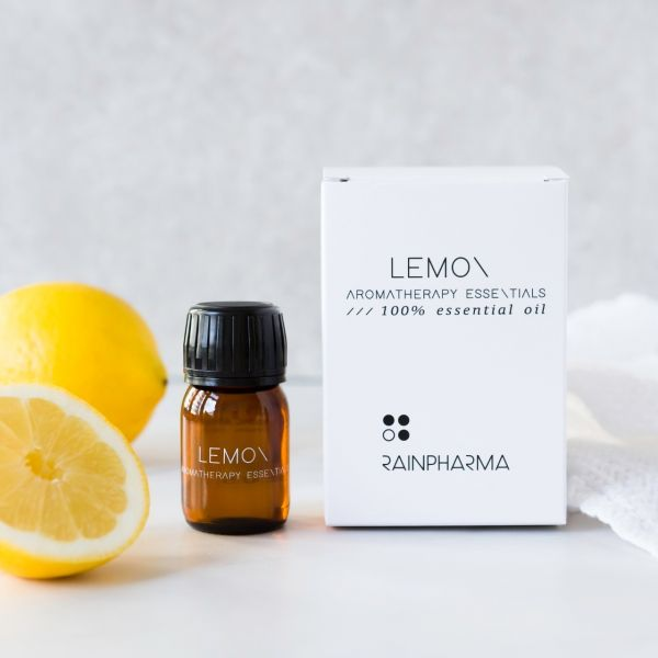 Essential Oil Lemon 30 ml NIEUW