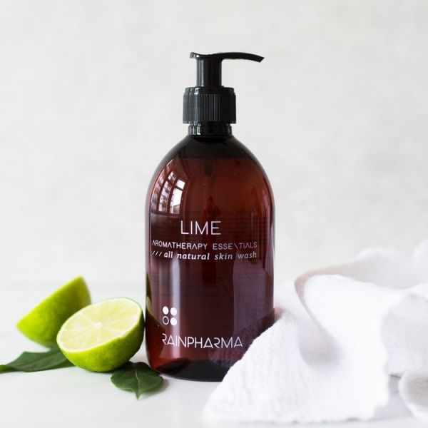 Skin Wash Lime 500ml