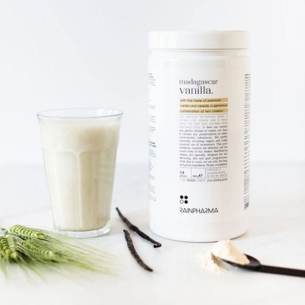 Vegan Vanilla 420 gram VEGAN