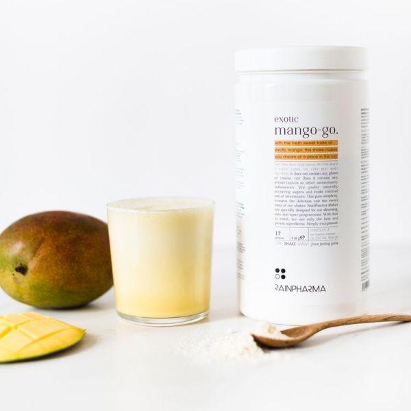 Exotic Mango-go 510 gram