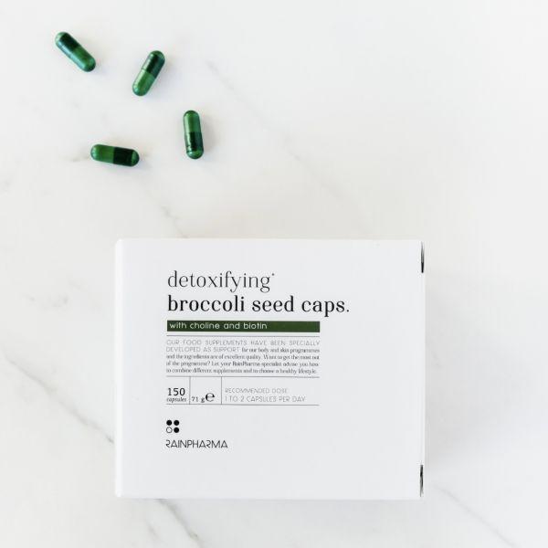 Detoxifying Broccoli Seed Caps